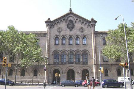 Universidad de barcelona universidades programas de - Escuela de arquitectura de barcelona ...